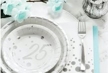 Anniversary Parties / Find anniversary party ideas, decorations, and supplies for an unforgettable event.