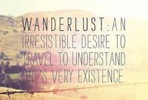 WANDERLUST / Inspiration for Adventure