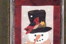 Winter / by The Quilted Crow