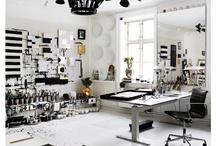 Art Studios / Spaces where artists create