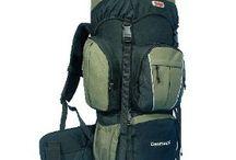 Hiking Backpacks & Bags / by Amal Schou