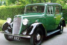 Vintage British Cars