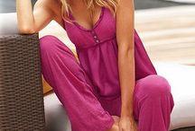 Comfy pajamas for women