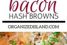 Hashbrown Recipes