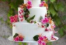 Wedding Ideas - Cakes