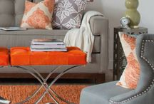 Narancssárga otthonok/Orange home