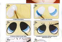 dicas de como pintar olhos