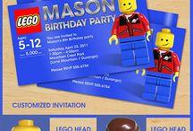 Lego Party Ideas / by Sara Zenger