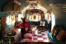caravana,  bungalows,  casitas