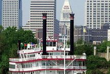 Travel Cincinnati, Ohio / by Tracy Zdelar | HallofFameMoms