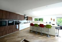 Dorchester / For all you foodies out there have a look at this kitchen by ProBuild360 done for a professional bakers own home