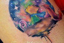 Tattoo for oscar