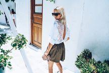 Mykonos / alles rund um unsere Hotspots und favourite Looks aus Mykonos!