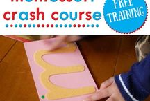Montessori Crash Course / Extra resources for parents related to the Montessori Crash Course led by Jo Ebisujima of Jojoebi and Deb Chitwood of Living Montessori Now