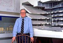 Robert Venturi  / Американский архитектор, лауреат Притцкеровской премии, один из родоначальников постмодернизма.