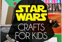 I ♥ Star Wars / Love Star Wars? So do I! Check out this board for everything Star Wars, from kids crafts and activities to cool products.