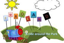 Euroland - A ride around the Park