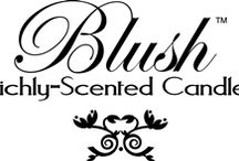 Blush Candles / Through meticulous process and proprietary formula is a candle rich with intoxicating aroma and incomparable burn consistency. Each candle serves as a proud iteration of Blush's ongoing commitment to performance, user experience, and an unwavering pride of craftsmanship.