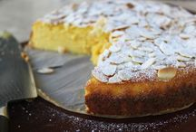 Almond meal cake