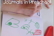 Preschool Writing  / by Jillian Bailey