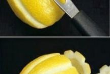 Garnishes Make your own and shine / by Lauras Little House Tips