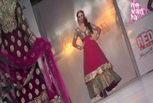 Designer Amit Talwar's collection Pakeezah / Designer Amit Talwar's collection Pakeezah, mesmerized the audience with bright coloured lehenga's embroidered beautifully, potraying the inner beauty of woman.