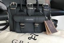LUNA SMALL BLACK Bag