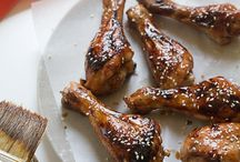 chicken sauses