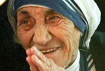 LOVE:  to learn from Mother Teresa