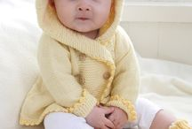 Baby clothes / Baby knits