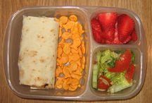 Lunch Box Ideas / by Darcie Azzopardi-Whiting