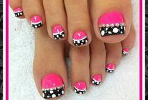 leg nails