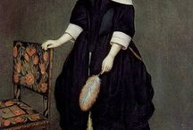 1660's gowns and bodices