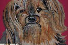 Custom Pet Portraits / Custom Pet Portraits  http://www.facebook.com/laurensdoodles92 http://www.etsy.com/shop/LaurensDoodles