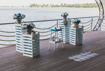 Наша морская свадьба