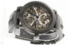 Mr Armin Strom Watches / Mr Armin Strom Skeleton watches on our online auction at: http://www.johnpye.co.uk