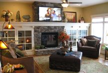 Living Room Ideas / by Beth Kyle