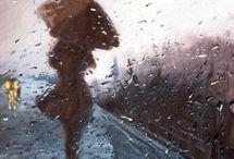 Rain / I love the rain!