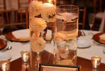 Reception Table Ideas