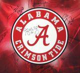 Alabama Crimson Tide Memorabilia / Alabama Crimson Tide Memorabilia