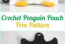 Crochet Penguins | Pinguin häkeln