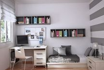 home: 9. guest room / ideas for caring for guests  / by Meriah VanderWeide