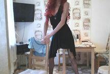 Super black Dress