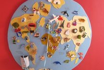 World Exploration Play / World Class Tiny Traveler: Time to learn about different cultures!