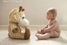 Fotos bebês / Inspiração para fotografia