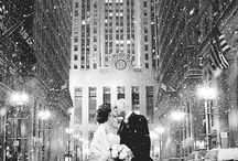 Winter Wedding / From roaring fire wedding venues to sipping mulled wine at your reception here's our inspirations on creating a perfect Winter Wonderland wedding.