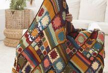 Crochet afghans
