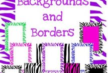 borders and clip art