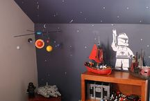 Star Wars bedrooms