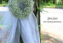baby's breath Wedding
